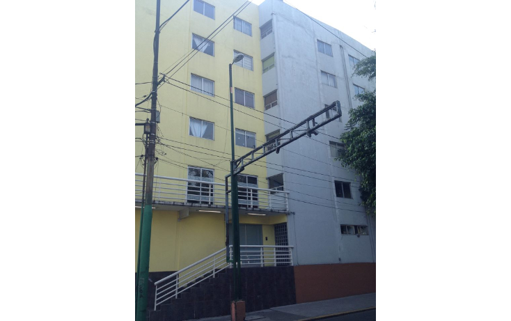Foto de departamento en renta en  , tablas de san agust?n, gustavo a. madero, distrito federal, 1556124 No. 01