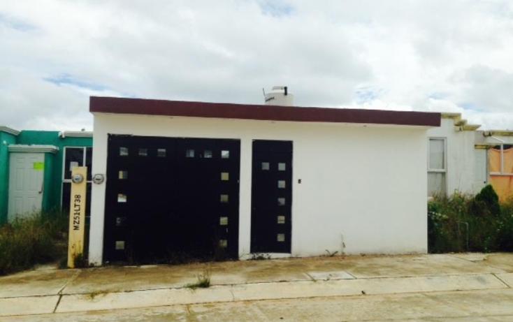 Foto de casa en venta en  37, ciudad maya, berriozábal, chiapas, 690173 No. 01