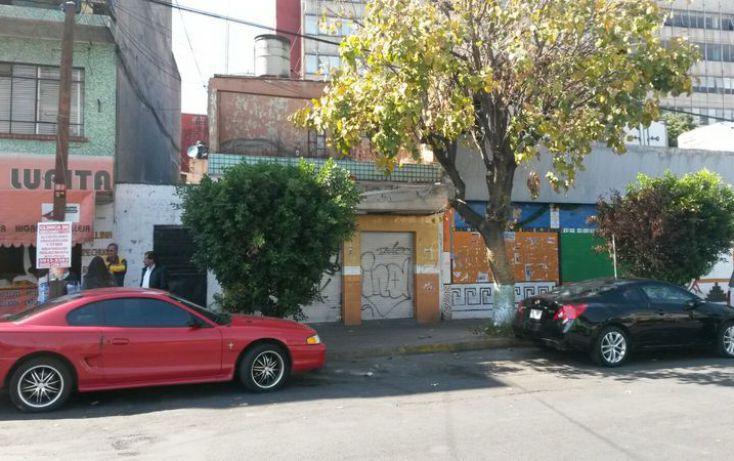 Foto de terreno habitacional en venta en, tacubaya, miguel hidalgo, df, 1640515 no 01