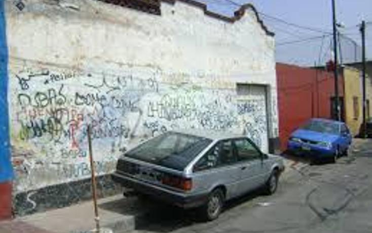 Foto de terreno habitacional en venta en  , tacubaya, miguel hidalgo, distrito federal, 1294655 No. 01
