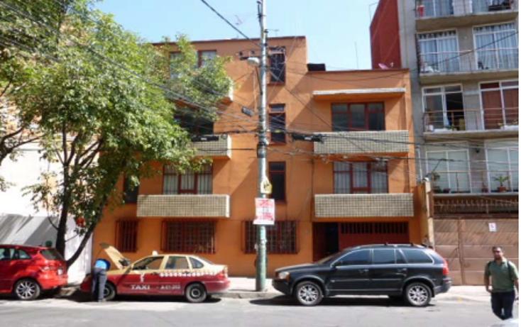 Foto de edificio en venta en  , tacubaya, miguel hidalgo, distrito federal, 1551004 No. 01