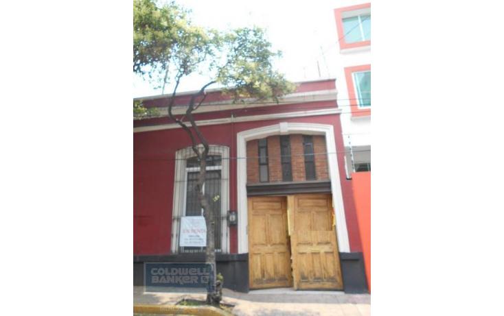 Foto de casa en renta en  , tacubaya, miguel hidalgo, distrito federal, 1965805 No. 01
