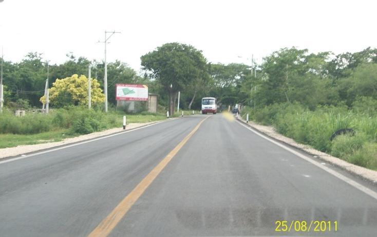 Foto de terreno habitacional en venta en  , tahdzibichén, mérida, yucatán, 456381 No. 02
