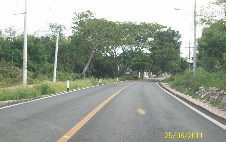 Foto de terreno habitacional en venta en  , tahdzibichén, mérida, yucatán, 456381 No. 03
