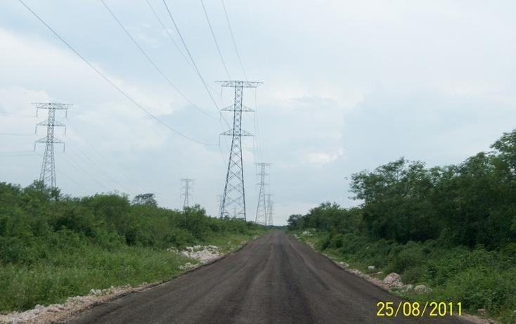Foto de terreno habitacional en venta en  , tahdzibichén, mérida, yucatán, 456381 No. 05