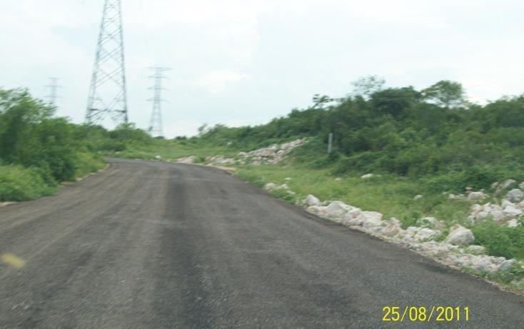 Foto de terreno habitacional en venta en  , tahdzibichén, mérida, yucatán, 456381 No. 10