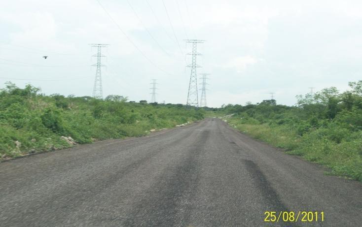 Foto de terreno habitacional en venta en  , tahdzibichén, mérida, yucatán, 456381 No. 12