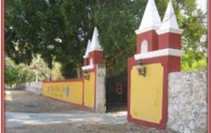 Foto de terreno habitacional en venta en  , tahdzibichén, mérida, yucatán, 456382 No. 03