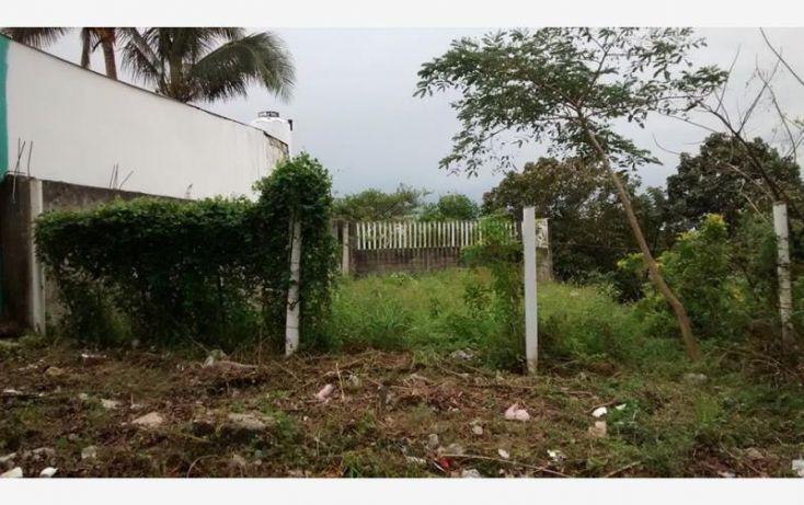 Foto de terreno habitacional en venta en tajin 511, teresa morales delgado, coatzacoalcos, veracruz, 1674664 no 01