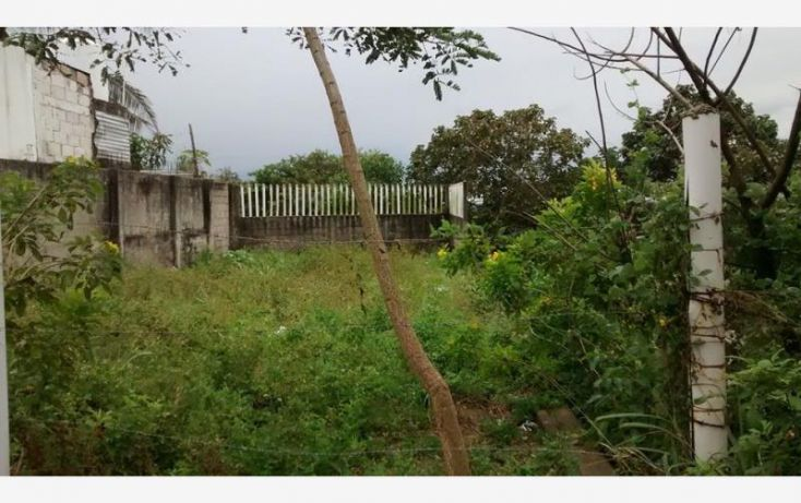 Foto de terreno habitacional en venta en tajin 511, teresa morales delgado, coatzacoalcos, veracruz, 1674664 no 02