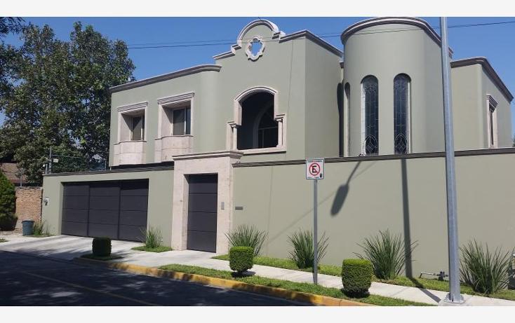 Foto de casa en venta en tajo 100, del valle, san pedro garza garcía, nuevo león, 2680422 No. 01