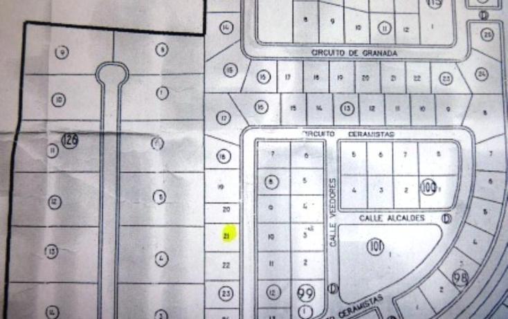 Foto de terreno habitacional en venta en  , taller los azulejos, torreón, coahuila de zaragoza, 390095 No. 02