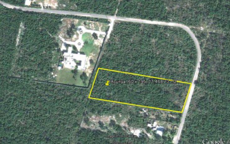 Foto de terreno habitacional en venta en, tamanché, mérida, yucatán, 1061721 no 01