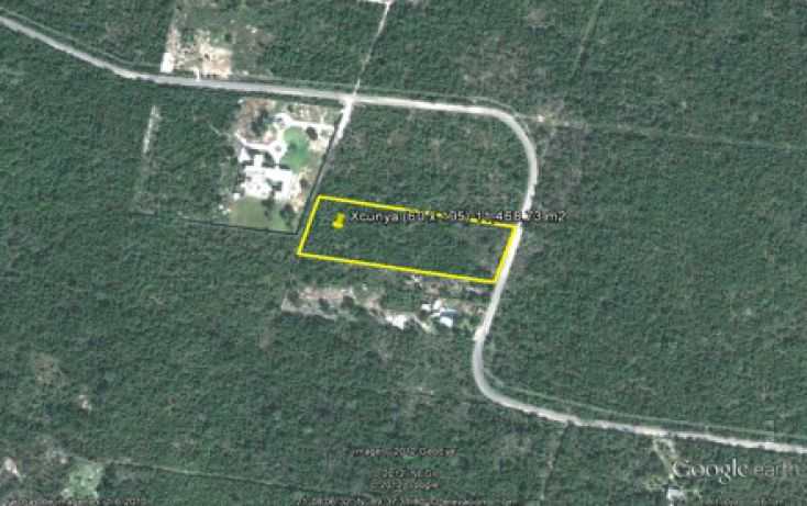 Foto de terreno habitacional en venta en, tamanché, mérida, yucatán, 1061721 no 02