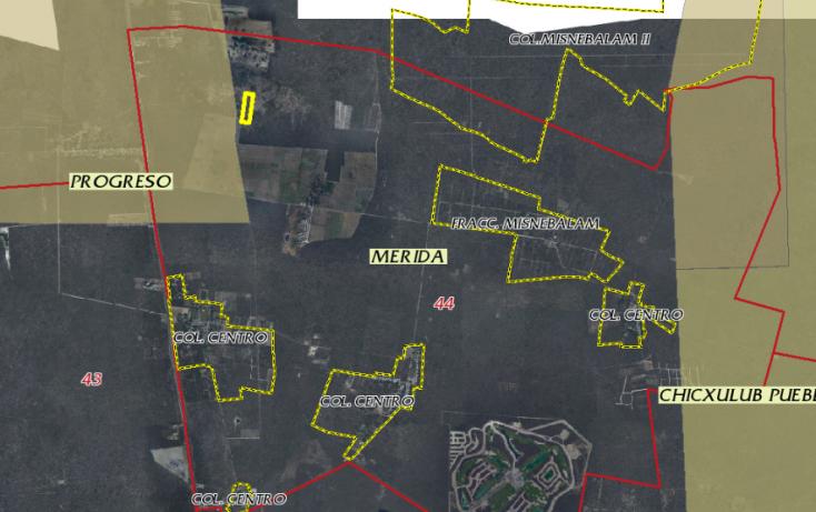 Foto de terreno habitacional en venta en, tamanché, mérida, yucatán, 1071183 no 08