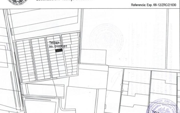 Foto de terreno habitacional en venta en  , tamanché, mérida, yucatán, 1099371 No. 01