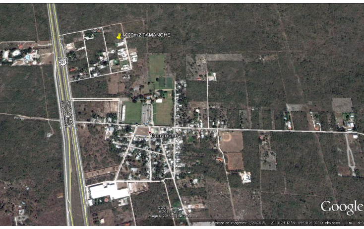 Foto de terreno habitacional en venta en  , tamanché, mérida, yucatán, 1099371 No. 06