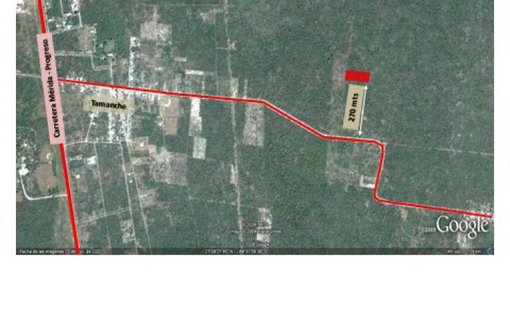 Foto de terreno habitacional en venta en, tamanché, mérida, yucatán, 1138511 no 01