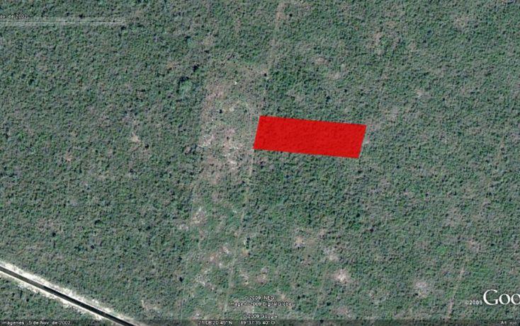 Foto de terreno habitacional en venta en, tamanché, mérida, yucatán, 1138511 no 03