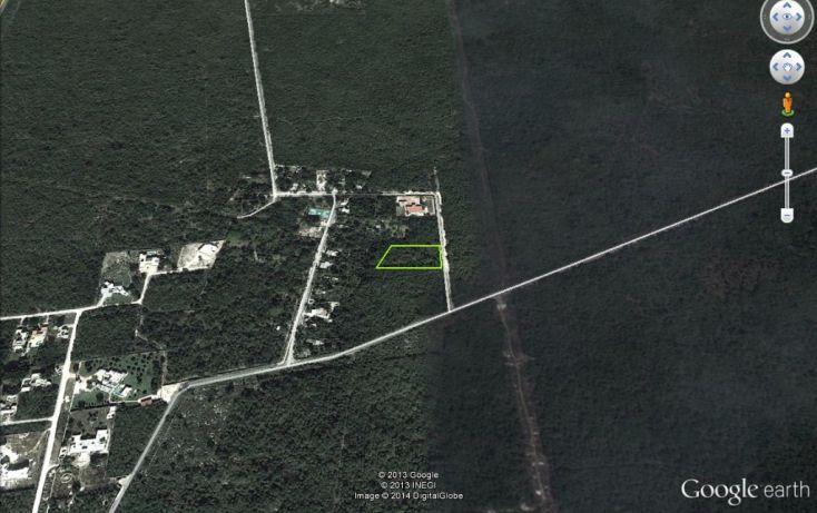 Foto de terreno habitacional en venta en, tamanché, mérida, yucatán, 1138759 no 01