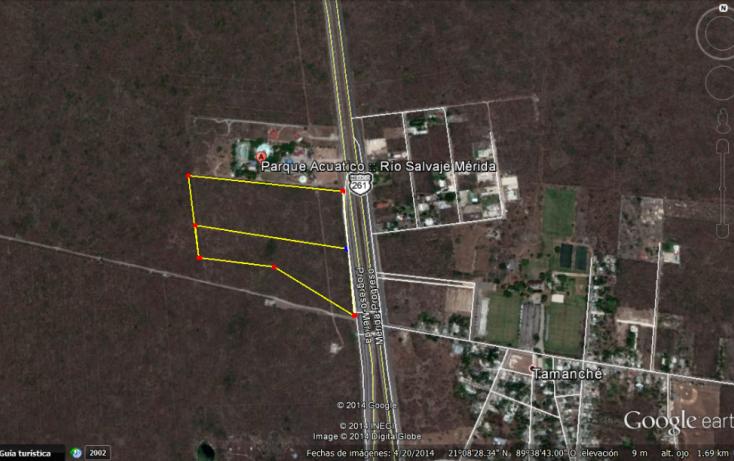 Foto de terreno comercial en venta en, tamanché, mérida, yucatán, 1149673 no 01