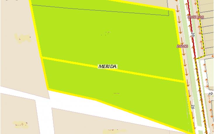 Foto de terreno comercial en venta en, tamanché, mérida, yucatán, 1149673 no 02