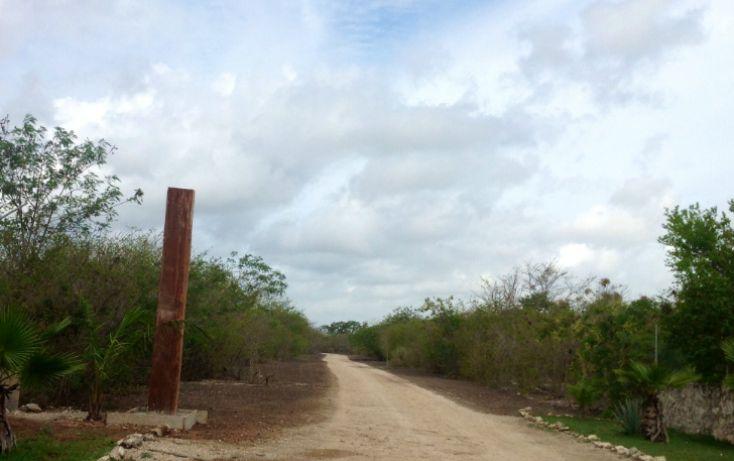 Foto de terreno habitacional en venta en, tamanché, mérida, yucatán, 1161717 no 01