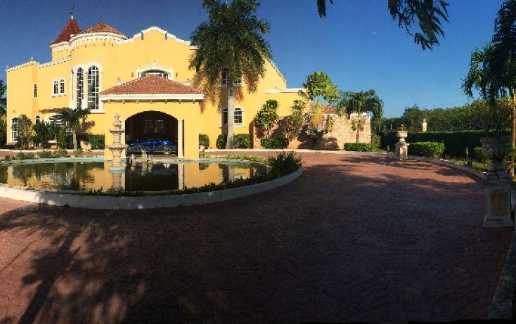 Foto de casa en venta en, tamanché, mérida, yucatán, 1198687 no 01