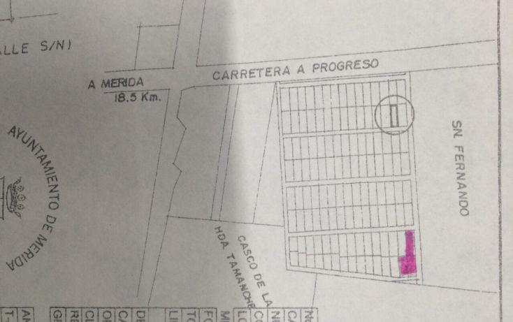 Foto de terreno habitacional en venta en, tamanché, mérida, yucatán, 1207601 no 01