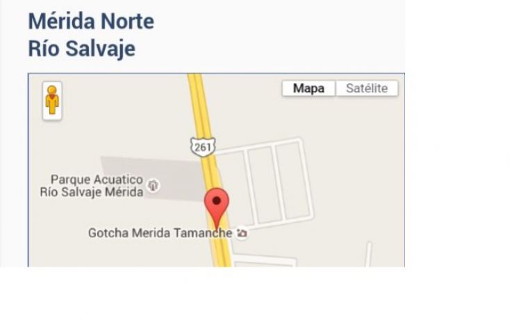 Foto de terreno comercial en venta en, tamanché, mérida, yucatán, 1396421 no 02
