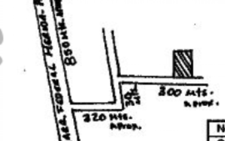 Foto de terreno habitacional en venta en, tamanché, mérida, yucatán, 1668200 no 03