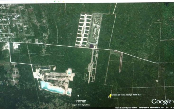 Foto de terreno habitacional en venta en, tamanché, mérida, yucatán, 1678758 no 01