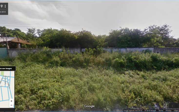 Foto de terreno comercial en venta en, tamanché, mérida, yucatán, 1693580 no 01
