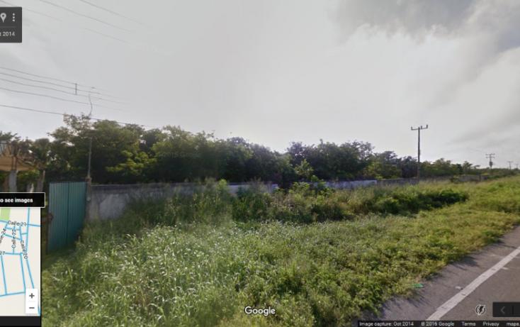Foto de terreno comercial en venta en, tamanché, mérida, yucatán, 1693580 no 02