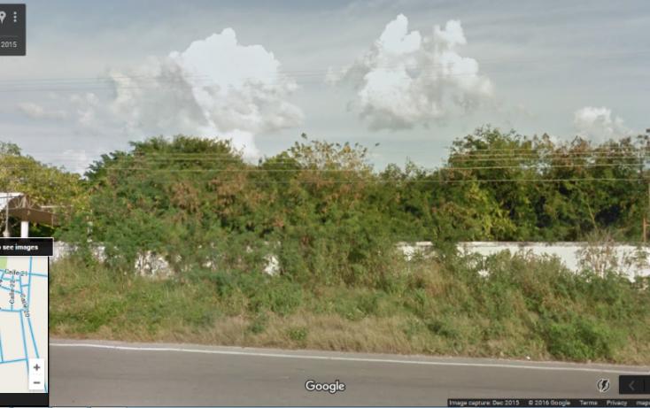 Foto de terreno comercial en venta en, tamanché, mérida, yucatán, 1693580 no 03