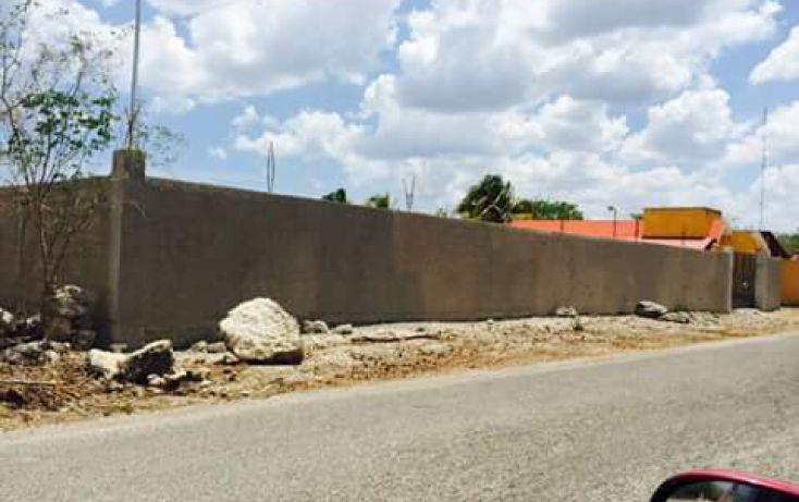 Foto de terreno habitacional en venta en, tamanché, mérida, yucatán, 1723316 no 02
