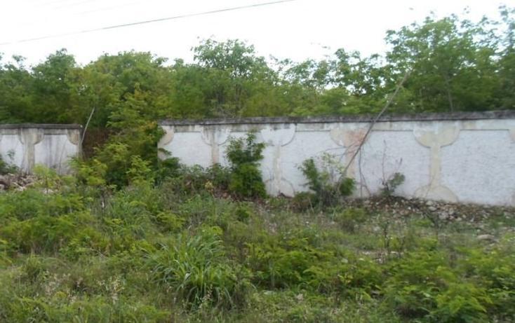 Foto de terreno habitacional en venta en  , tamanché, mérida, yucatán, 1860436 No. 01