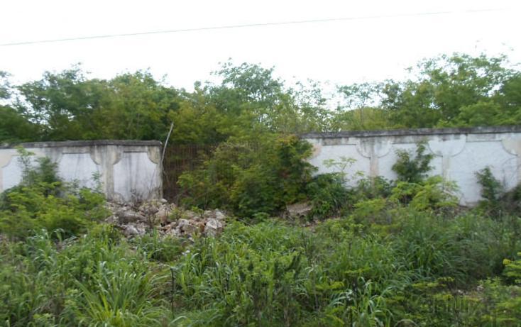 Foto de terreno habitacional en venta en  , tamanché, mérida, yucatán, 1860436 No. 02