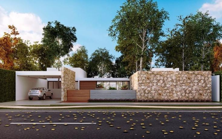 Foto de casa en venta en  , tamanché, mérida, yucatán, 2627970 No. 02