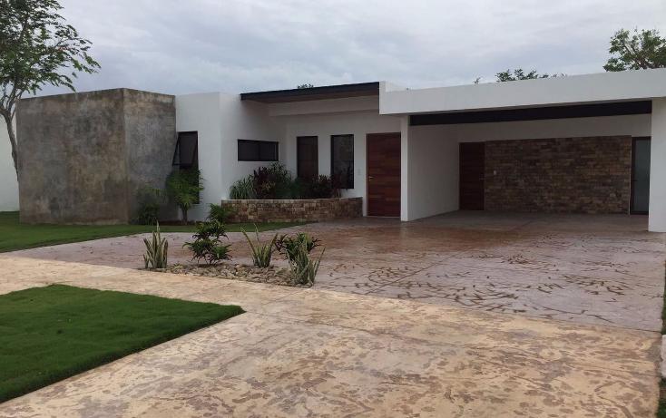 Foto de casa en venta en  , tamanché, mérida, yucatán, 2634864 No. 01