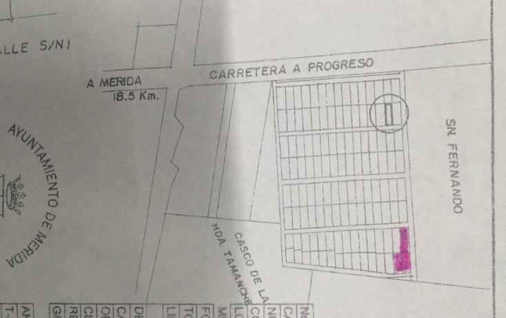 Foto de terreno habitacional en venta en  , tamanché, mérida, yucatán, 2640799 No. 01