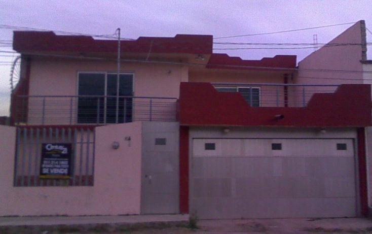 Foto de casa en venta en tamarindo 114, el paraíso, tepic, nayarit, 2376210 no 01