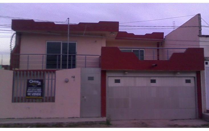 Foto de casa en venta en tamarindo 114 , el paraíso, tepic, nayarit, 2376210 No. 01