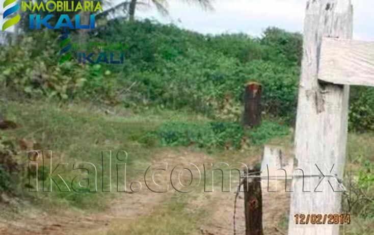 Foto de terreno habitacional en venta en carretera de la playa , tamiahua, tamiahua, veracruz de ignacio de la llave, 2654421 No. 04