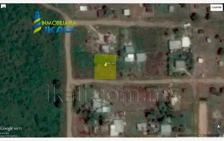 Foto de terreno habitacional en venta en sin nombre , tamiahua, tamiahua, veracruz de ignacio de la llave, 2710321 No. 07