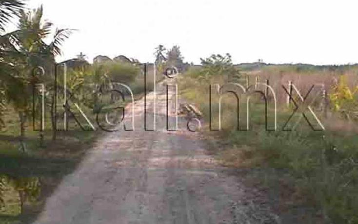 Foto de terreno habitacional en venta en  , tampamachoco, tuxpan, veracruz de ignacio de la llave, 1227793 No. 03