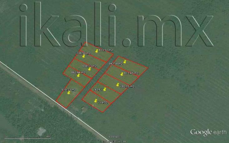 Foto de terreno habitacional en venta en  , tampamachoco, tuxpan, veracruz de ignacio de la llave, 1227793 No. 04
