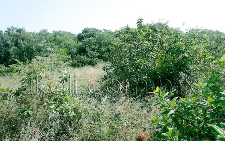 Foto de terreno habitacional en venta en  , tampamachoco, tuxpan, veracruz de ignacio de la llave, 1589312 No. 01