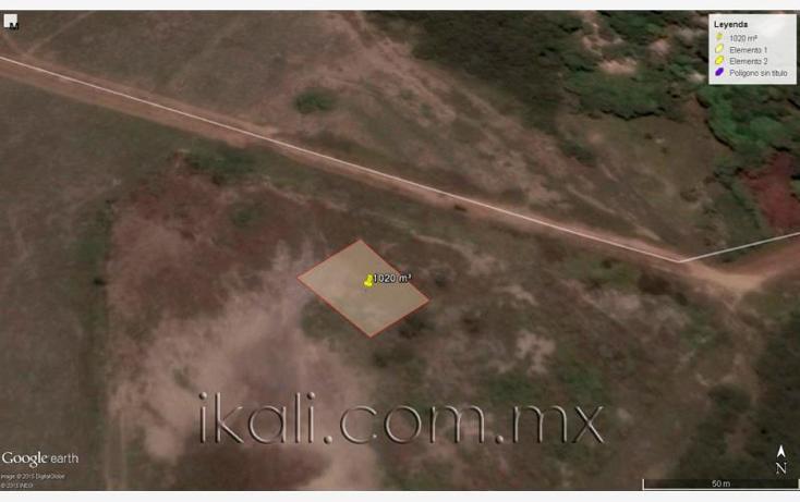 Foto de terreno habitacional en venta en  , tampamachoco, tuxpan, veracruz de ignacio de la llave, 1589312 No. 08