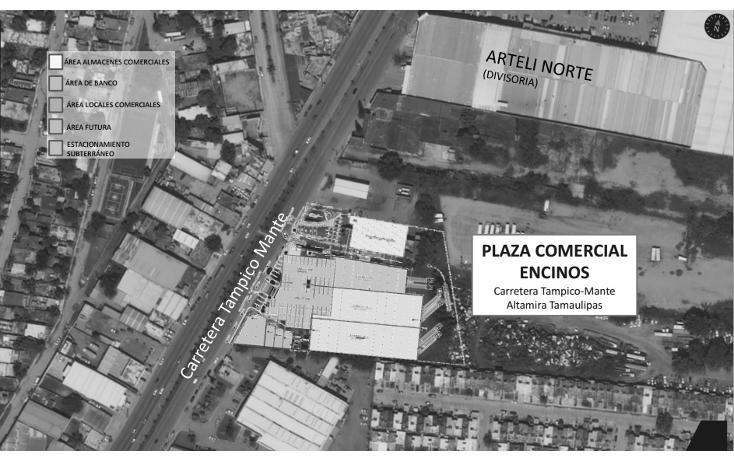 Foto de local en renta en  , tampico altamira sector 1, altamira, tamaulipas, 1516358 No. 04